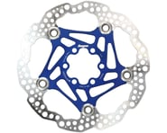 Hope Floating Disc Brake Rotor (Blue) (6-Bolt) (1) | product-related