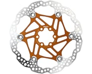 Hope Floating Disc Brake Rotor (Orange) (6-Bolt) (1) (180mm) | alsopurchased