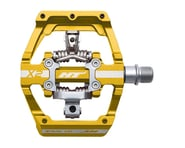 HT X2 Clipless Platform Pedals (Gold) (Chromoly) | relatedproducts