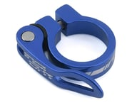INSIGHT Quick Release Seat Post Clamp (Blue) | alsopurchased