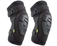 iXS Carve Race Knee Guard (Black) | product-related