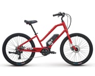 iZip ZUMA 2.0 Step-Thru Cruiser (Cherry Red) | product-related