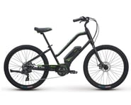 iZip ZUMA 2.0 Step-Thru Cruiser (True Black) | product-related