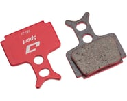Jagwire Disc Brake Pads (Formula C1/CR3/Cura/Mega/R1/RO/RX/T1) (Semi-Metallic) | product-related