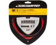 Jagwire 1x Sport Shift Cable Kit (Red) (SRAM/Shimano) | relatedproducts