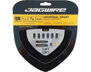 Jagwire Universal Sport Brake Cable Kit (Black) (Stainless) (1350/2350mm) (2) | product-related