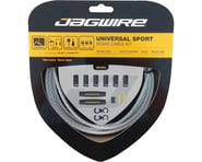 Jagwire Universal Sport Brake Cable Kit (Braided White) (Stainless) | relatedproducts