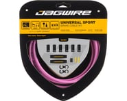 Jagwire Universal Sport Brake Cable Kit (Pink) (Stainless) (1350/2350mm) (2) | product-related