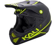 Kali Shiva 2.0 Helmet (Dual Matte Black/Lime) | relatedproducts
