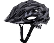 Kali Maraka Helmet (Logo Matte Black/Grey) | relatedproducts