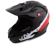 Kali Zoka Pinner Full Face Helmet (Gloss Black/Red/White) | relatedproducts