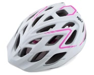 Kali Chakra Plus Reflex Helmet (Matte White/Pink) | relatedproducts