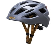 Kali Central Helmet (Solid Matte Grey) (Built-In Light) | relatedproducts