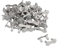 "KMC Z610HX RustBuster 3/32"" Master Links (Silver) (Single Speed) (100) 