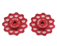 Kogel Bearings 'Not for Instagram' Derailleur Pulleys (Red) (11T) | relatedproducts