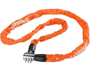 Kryptonite Keeper 411 Chain Lock w/ Combination (Orange) (4 x 110cm) | alsopurchased