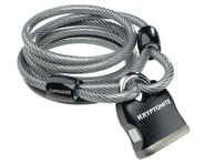 Kryptonite KryptoFlex Cable Lock w/ Key (6' x 8mm) | alsopurchased