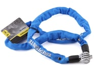 Kryptonite Keeper 411 Chain Lock w/ Combination (Blue) (4mm x 110cm) | relatedproducts