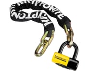 Kryptonite New York Fahgettaboudit Chain 1410 & Disc Lock (100cm/3.25') | alsopurchased
