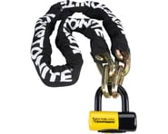 Kryptonite New York Fahgettaboudit Chain 1415 & Disc Lock (150cm/5') | relatedproducts