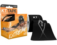 Kt Tape Pro Extreme Kinesiology Therapeutic Body Tape (Black) (20 Strips/Roll) | relatedproducts