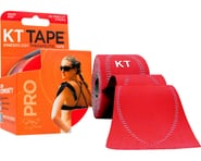 Kt Tape Pro Kinesiology Therapeutic Body Tape (Red) (20 Strips/Roll) | relatedproducts