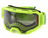 Leatt Velocity 4.5 Goggle (Lime) (Clear 83% Lens) | relatedproducts