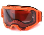Leatt Velocity 4.5 Goggle (Orange) (Clear 83% Lens) | relatedproducts