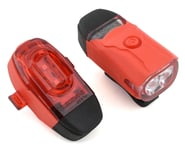 Lezyne KTV Drive Headlight & Taillight Set (Red) | alsopurchased