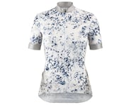 Louis Garneau Women's Art Factory Jersey (Blue) | alsopurchased