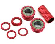 MCS Euro Bottom Bracket Kit (Red) | alsopurchased