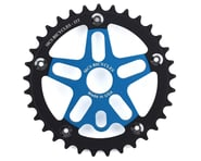 MCS Alloy Spider & Chainring Combo (Blue/Black) | relatedproducts