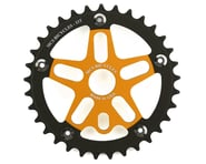 MCS Alloy Spider & Chainring Combo (Gold/Black) | relatedproducts