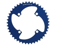 MCS 4-Bolt Chainring (Blue) (43T)   alsopurchased