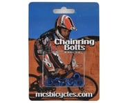 MCS Alloy Chainring Bolts (Blue) | relatedproducts