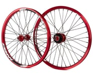 MCS Pro Cassette Wheelset (Red) | relatedproducts