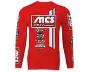 MCS Long Sleeve Jersey (Red) (2XL) | alsopurchased