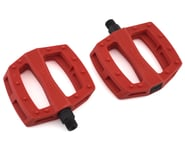 Merritt P1 PC Pedals (Brick Red) | relatedproducts