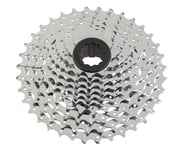 Microshift G10 10-Speed Cassette w/ Spider (Silver/Chrome Plated) | relatedproducts