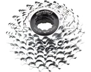 Microshift G10 10-Speed Cassette w/ Spider (Silver/Chrome Plated) (11-25T) | relatedproducts
