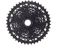 Microshift Advent 9-Speed Cassette w/ Alloy Large Cog (Black) | alsopurchased