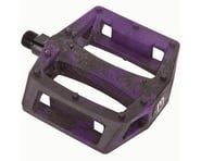 Mission Impulse PC Pedals (Black/Purple Splash) | relatedproducts