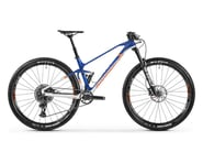 Mondraker 2021 F-Podium Carbon DC Mountain Bike (Blue/White/Orange) | relatedproducts