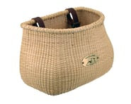 Nantucket Bike Basket Co. Classic Lightship Basket (Natural) | relatedproducts