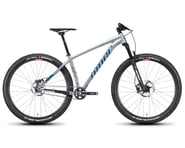 Niner 2021 AIR 9 3-Star SS Hardtail Mountain Bike (Silver/Baja Blue) | alsopurchased