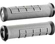 ODI Elite Flow Lock-On Grips (Graphite/Black) | relatedproducts