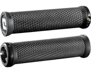 ODI Elite Motion Lock On Grips (Black w/ Black Clamps) | relatedproducts