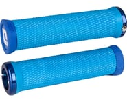 ODI Elite Motion Lock-On Grips (Light Blue/Blue) | relatedproducts
