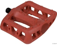 "Odyssey Twisted PC Pedals (Red) (Pair) (1/2"") 