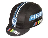 Pace Sportswear Coolmax Ritchey WCS Cycling Cap (Black/Blue) | relatedproducts
